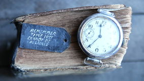 time-lost-cannot-be-regained-text-remember-antique-pocket-watch-64486583